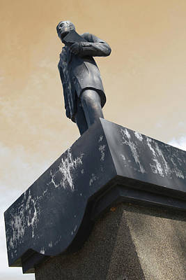Photograph - Risen Rizal by Jez C Self