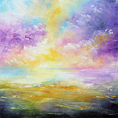 Painting - Rising Joy by Meaghan Troup