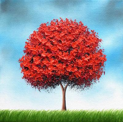Rising Art Print by Rachel Bingaman