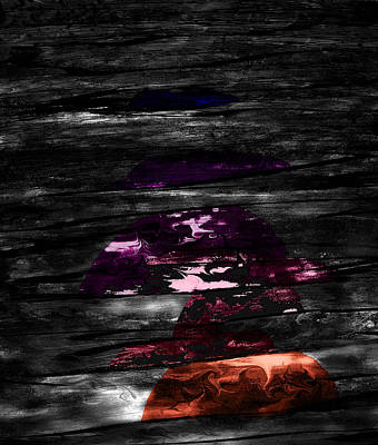 Digital Art - Rising Sun II by Rachel Christine Nowicki