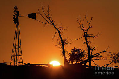 Photograph - Rising Sun by Jim Garrison