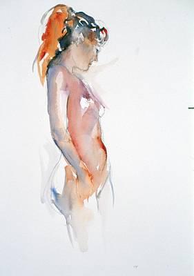 Painting - Rita 1 by Barbara Pease