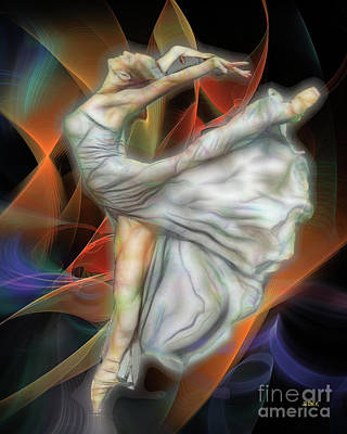 Digital Art - Rite Of Spring by John Beck