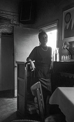 Photograph - Rite Spot Cafe Break by Frank DiMarco