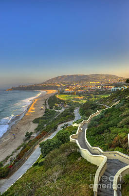 Photograph - Ritz Carlton Laguna Niguel by David Zanzinger