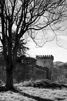 Photograph - Riva castle by Claudio Rancati