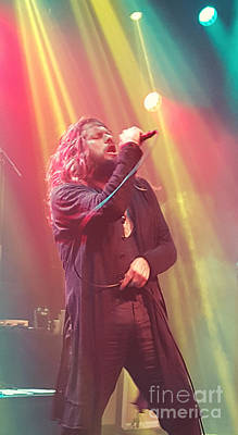 Photograph - Rival Sons 2017 by Jeepee Aero