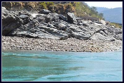 Photograph - River Alaknanda by Sonali Gangane