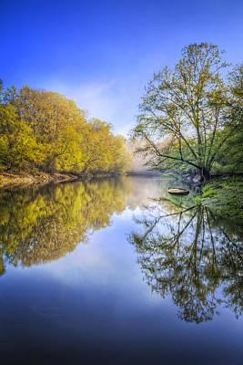 Photograph - River Beauty II by Debra and Dave Vanderlaan