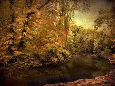 Photograph - River Bend by Jessica Jenney