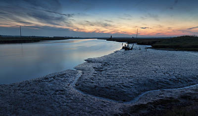 Photograph - River Blyth by Ian Merton