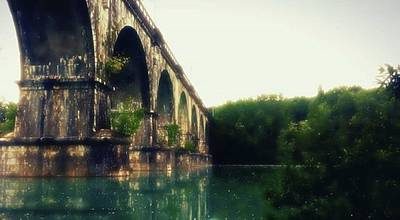 #river #bridge #photo #artphotography Original
