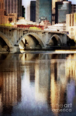 Photograph - River Bridge by Scott Kemper