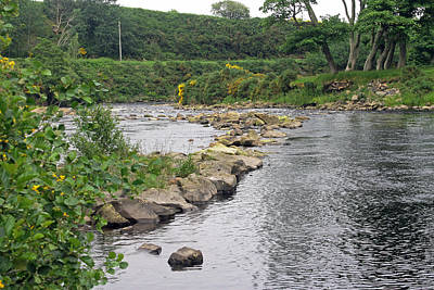 Photograph - River Brora by Tony Murtagh