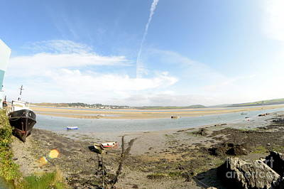 Photograph - River Camel by Andy Thompson