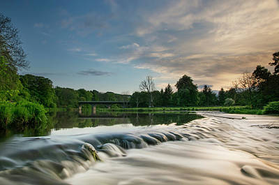 Photograph - River Don - Aberdeen by Veli Bariskan