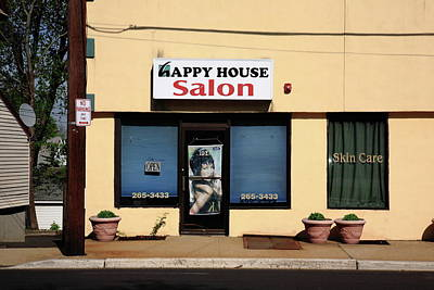 Photograph - River Edge, Nj - Hair Salon 2018 by Frank Romeo