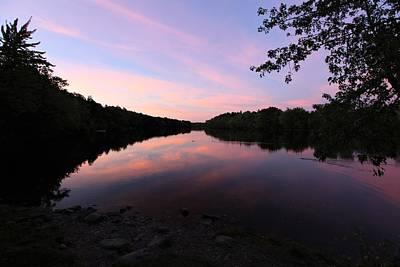 Photograph - River Harmony  by Linda Edgecomb