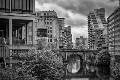 Photograph - River Irwell, Manchester by Neil Alexander