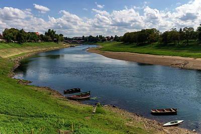 Photograph - River Kupa In Sisak, Croatia by Elenarts - Elena Duvernay photo