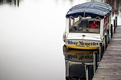 Photograph - River Memories by Van Sutherland