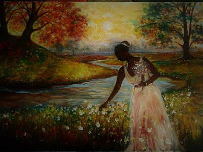 Painting - River Of Love  by Emery Franklin
