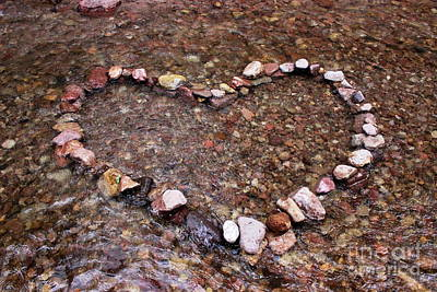 Photograph - River Of Love by Natalie Ortiz