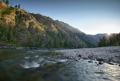 Photograph - River Of No Return by Idaho Scenic Images Linda Lantzy