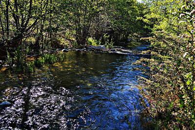 Photograph - River Of Peace by Glenn McCarthy
