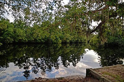 Photograph - River Reflections by Linda Brown
