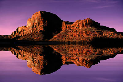 Photograph - River Reflections by Mark Smith