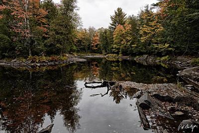 River Reflections Original