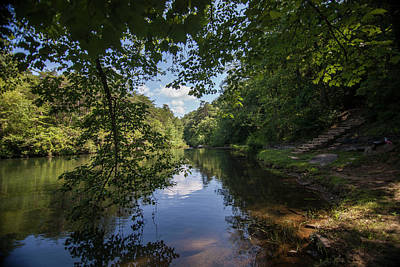 Photograph - River Rest by Amy Warr