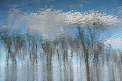 Photograph - River Ripples 3 by Tana Reiff