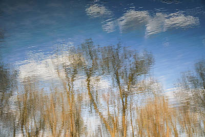 Photograph - River Ripples 5 by Tana Reiff