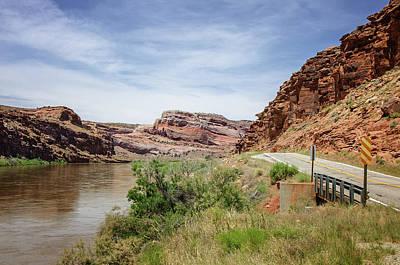 Photograph - River Road by Susan McMenamin