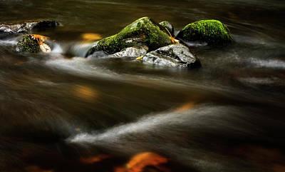 Nantahala Photograph - River Rock by Greg Mimbs