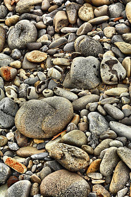 Photograph - River Rock by Jason Brooks