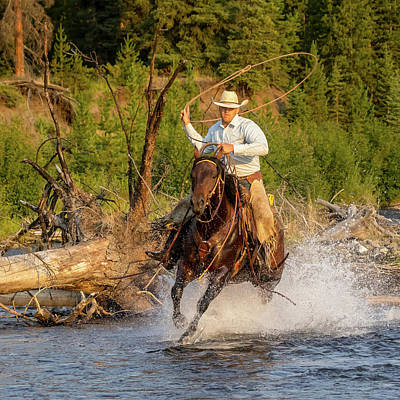 Photograph - River Roper by Jack Bell