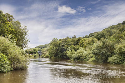 Photograph - River Severn In Summer by Colin and Linda McKie