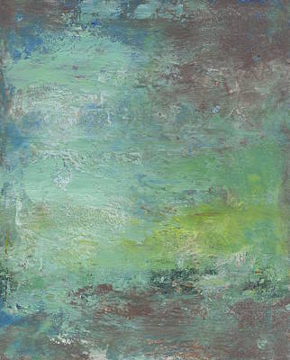 Marcy Painting - River Shallows 2 by Marcy Brennan