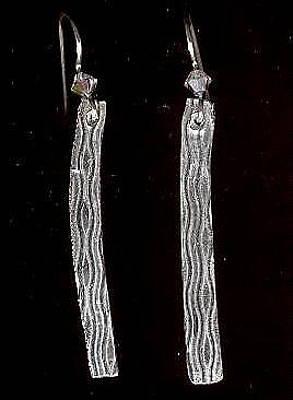 Jewelry - River Sticks I by Kimberly Clark - Dragonfly Studios