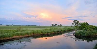 Photograph - River Storm by Bonfire Photography