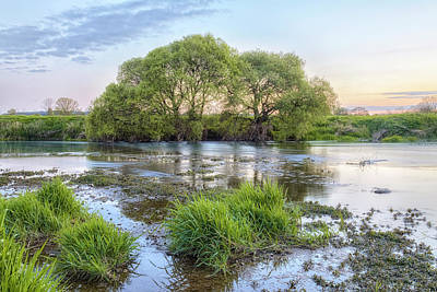 Fruehling Photograph - River Stour - England by Joana Kruse