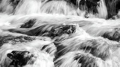Photograph - River Streams Great Basin National Park Nevada by Lawrence S Richardson Jr