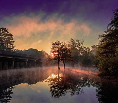 River Sunrise Original