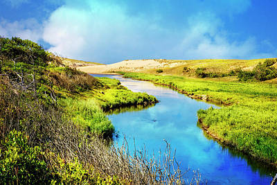 Photograph - River To The Sea by Debra and Dave Vanderlaan