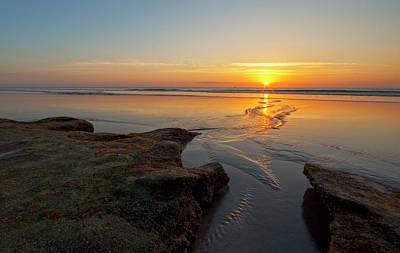 Photograph - River To The Sun by Robert Och