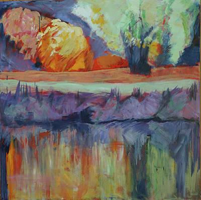 River Tweed Art Print
