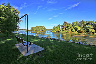 Lucille Ball - River View 4250 by Jack Schultz